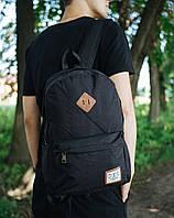Спортивный рюкзак качественный для повседневной носки в черном цвете, фото 1