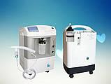 Кисневий концентратор JAY-5А (контроль концентрації кисню), фото 4