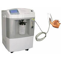 Кислородный концентратор JAY-5QW (контроль концентрации кислорода + пульсоксиметр + небулайзер)