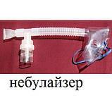 Кислородный концентратор JAY-5QW (контроль концентрации кислорода + пульсоксиметр + небулайзер), фото 4