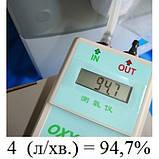 Кислородный концентратор JAY-5QW (контроль концентрации кислорода + пульсоксиметр + небулайзер), фото 9