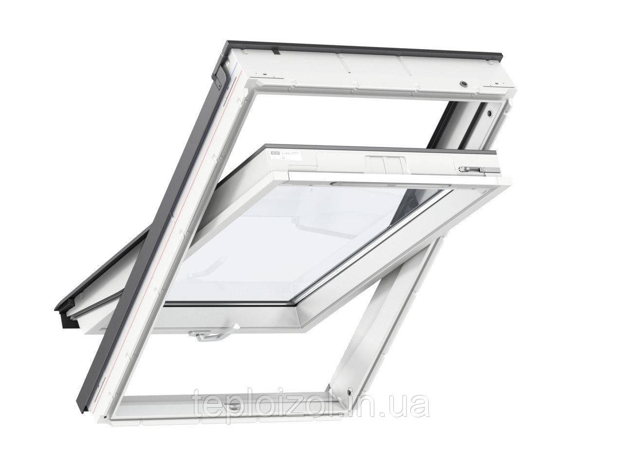 Вікно мансардне VELUX GLU 0051 В, 66х118мм
