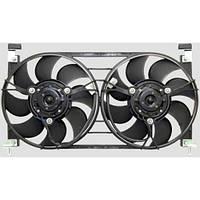 Электровентилятор охлаждения Радиатора ВАЗ-21214 двойной