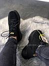 Жіночі Черевики Puma Spring Boots Black Yellow, фото 6