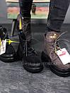 Жіночі Черевики Puma Spring Boots Black Yellow, фото 8