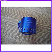 Портативная колонка MP3 от USB FM WS-A8 синяя