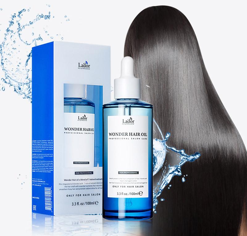 La'dor Wonder Hair OilУвлажняющее масло для блеска волос