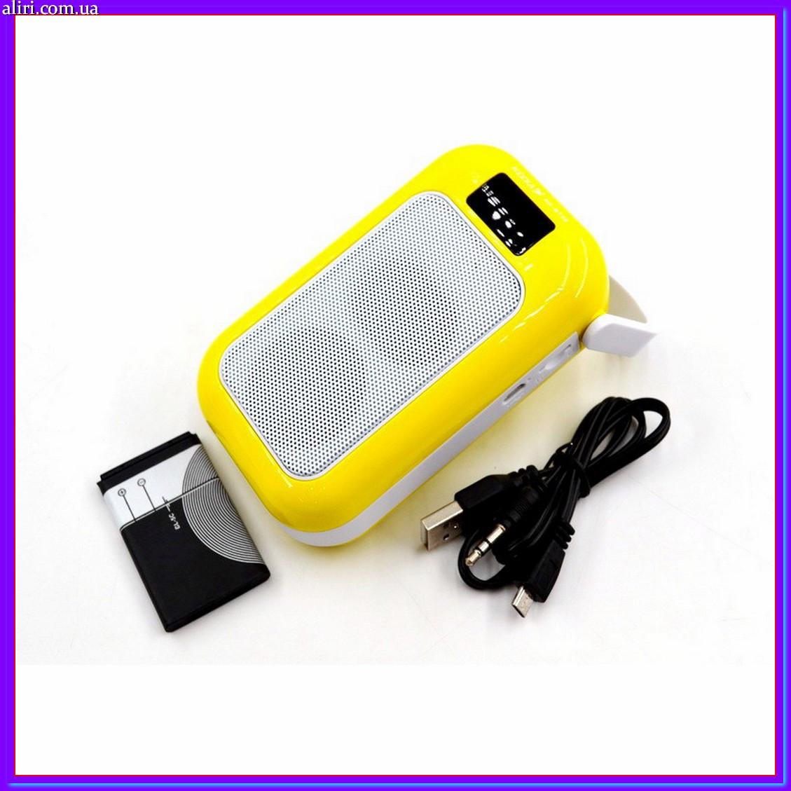 MP3 Bluetooth Колонка Neeka NK-BT09