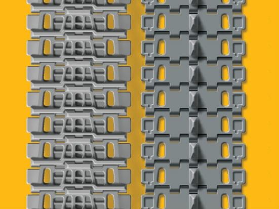 Набор раздельных траков для моделей танков ИС поздних серий. 1/35 EASTERN EXPRESS 35105