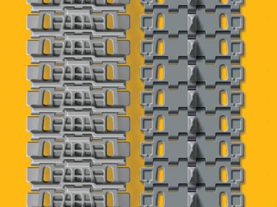 Набор раздельных траков для моделей танков ИС поздних серий. 1/35 EASTERN EXPRESS 35105, фото 2