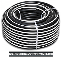 Шланг высокого давления REFITTEX 20 bar 10*2,5 мм, RH20101525 (25м/бухта)