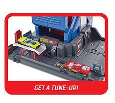 Игровой трек Хот Вилс Сити Мега Гараж Парковка Hot Wheels City Mega Garage, фото 3