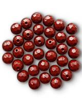 Бусинки (звенья) турманиевые (М-02) многогранник, мячики, пошнучно