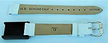 14 мм Кожаный Ремешок для часов CONDOR 241.14.09 Белый Ремешок на часы из Натуральной кожи, фото 3