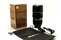 Чашка объектив-термос NICAN Cup