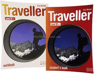 Английский язык / Traveller / Student's+Workbook. Учебник+Тетрадь (комплект), B1+ / MM Publications