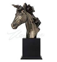 Коллекционная статуэтка Veronese Голова лошади WU77525V4