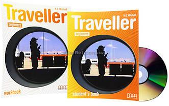 Английский язык / Traveller / Student's+Workbook+CD. Учебник+Тетрадь (комплект), Beginners / MM Publications