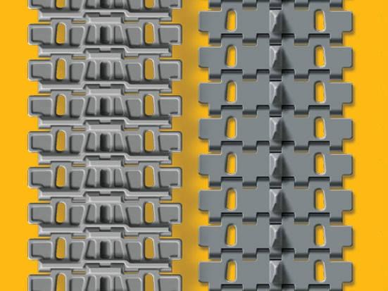Набор раздельных траков для моделей танков КВ-1 ранних серий. 1/35 EASTERN EXPRESS 35107 , фото 2