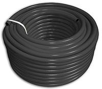 Шланг технический армированный REFITTEX CRISTALLO BLACK 5*1,5мм/100м, TXRC05*08BK/100