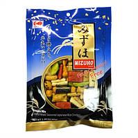 Снеки японские рисовые Микс без холестерина Thai Nichi, 65г