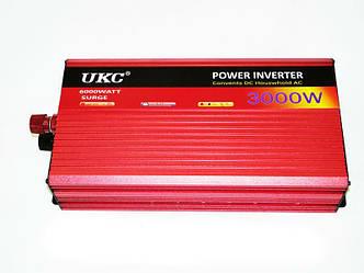 Преобразователь UKC 24V-220V AR 3000W