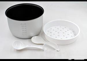 Мультиварка кухонні Promotec PM-524 45 програм 4 л 860W багатофункціональна, фото 2
