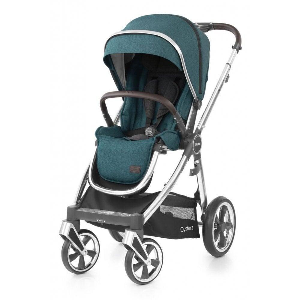 Прогулочная коляска BabyStyle Oyster 3 Regatta «BabyStyle» (O3CHREG)