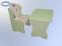 Столик + стульчик «Винни-Пух»