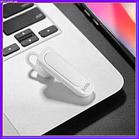 Bluetooth гарнитура Hoco Mono E23 белая