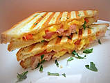 Орешница, бутербродница, вафельница, гриль - тостер 4 в 1 Livstar, фото 8