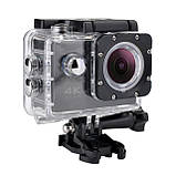 Экшн камера SJ7000R-H9 4К с пультом, фото 3