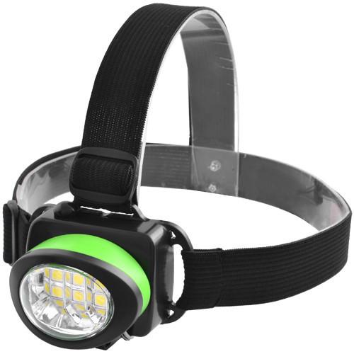 Налобный фонарик 539-6SMD, 3xAAA