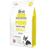 Brit  Care GF Mini Adult 7 kg Lamb (д/собак малых пород) ягненок