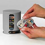 Органайзер для хранения таблеток на 7 дней Pill Pro, фото 4