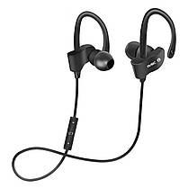 ➤Bluetooth гарнитура Freesolo 56S Black для android музыкальная для смартфона беспроводная Блютуз 4.1, фото 2