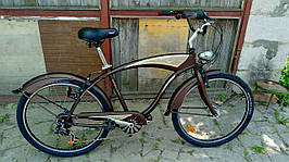 Велосипед б/у TRIUMPH Street Cruiser 7 скоростей
