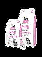 Brit Care GF Mini Yorkshire 0,4 kg (д/собак малих порід)
