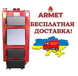 Котел твердотопливный Armet Plus 13 кВт