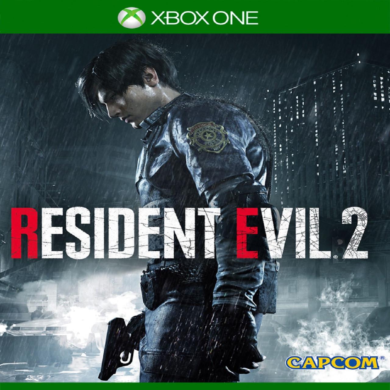 Resident Evil 2 RUS XBOX ONE