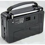 Всеволновой радиоприёмник GOLON RX-606 AC от сети или батареек, фото 6