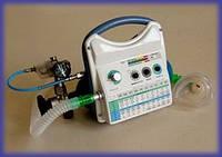 Аппарат ИВЛ портативный А-ИВЛ/ВВЛ-ТМТ для детей и взрослых