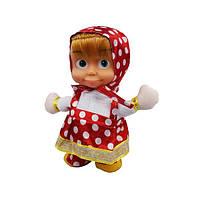 Кукла Маша Повторюшка (красная)