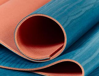 КОВРИК ДЛЯ ЙОГИ MANDUKA Mats-eKOlite 4mm EU-71 inch-Bondi Blue (голубой)