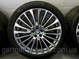 Оргигинальные диски 22- дюймовые для BMW X7 G07 757 style