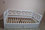 Деревянная кровать Прованс-7, фото 2