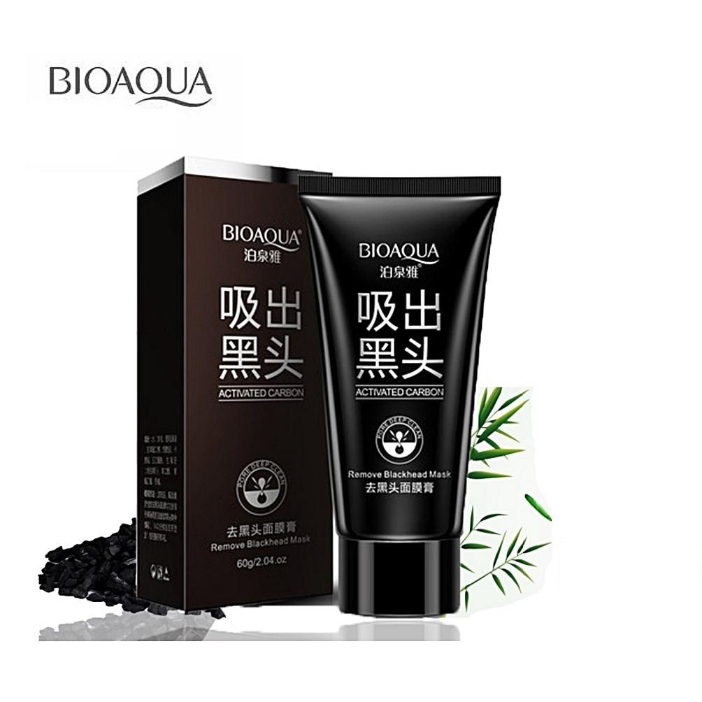 Черная маска-пленка Bioaqua Black Mask, 60 грамм