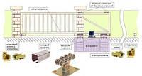 Консольная фурнитура для откатных ворот DoorHan (до 400 кг)