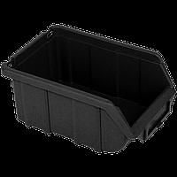 Составной органайзер-контейнер для инструментов 170х110х50мм облегченный ORGANIZE 014000 черный