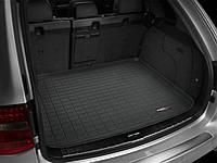 Коврик резиновый в багажник, черный. (WeatherTech) - Touareg - Volkswagen - 2003